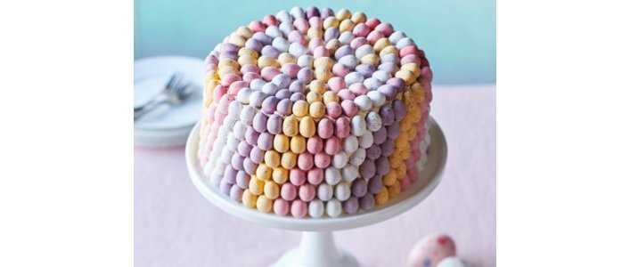 Make A Marvellous Mini Egg Cake