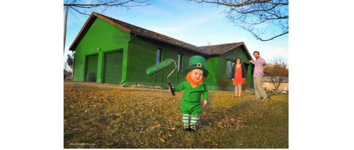 It's The Cutest Leprechaun In The World!