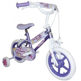 "Avigo 12"" Flower Bike £31.99 Delivered"