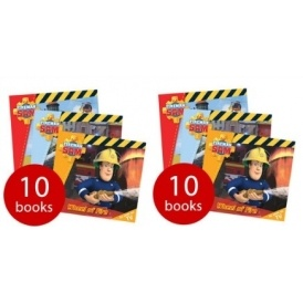Fireman Sam 10 Book Collection £4