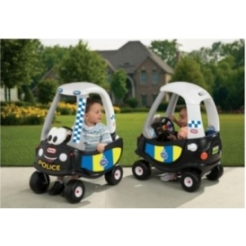 Cozy Coupe Police Patrol Ride-On Car £35