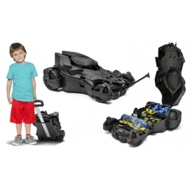 The Batmobile Suitcase