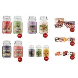 Yankee Candle Sale @ Very