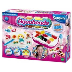 Aquabeads Beginners Studio Craft Kit £6.99