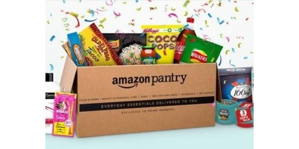 Select FREE No Rush Delivery With Amazon Prime, Get A FREE £2.99 Pantry Credit
