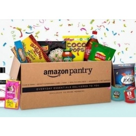 FREE £2.99 Pantry Credit With No Rush Del