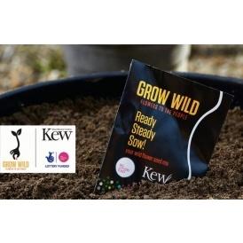 FREE Grow Wild Seeds @ Grow Wild