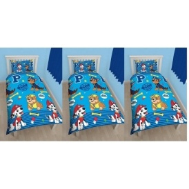 Paw Patrol Single Duvet Cover £14