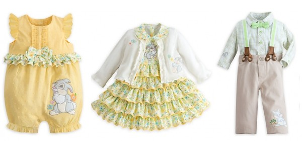 NEW Disney Dumbo & Thumper Baby Collections @ The Disney Store