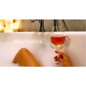 SipCaddy Bath & Shower Drinks Holder