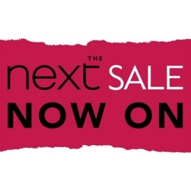Next Sale NOW ON!