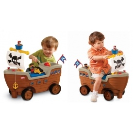 Little Tikes Play n Scoot Pirate Ship £26.24