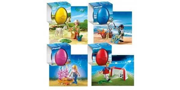 3 For 2 On Playmobil Easter Eggs @ Boots