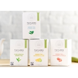 FREE Box Of Taylors Green Tea