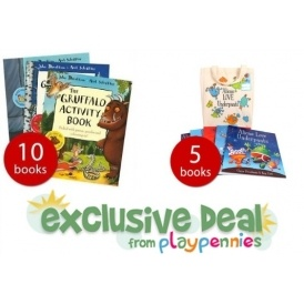£5 Off £30 Spend @ The Book People