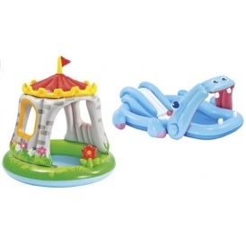 Hippo / Royal Castle Play Pool £9