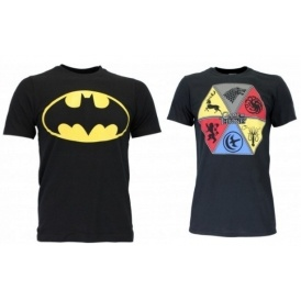 Adult T-Shirt Bargains @ Character.com