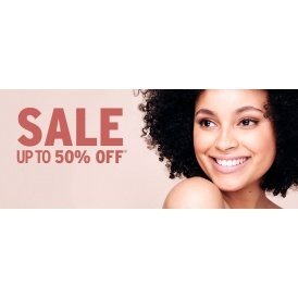Half Price Sale @ The Body Shop