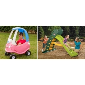 20% Off Selected Outdoor Toys @ Asda George