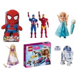 Save £10 WYS £50 On Disney Toys