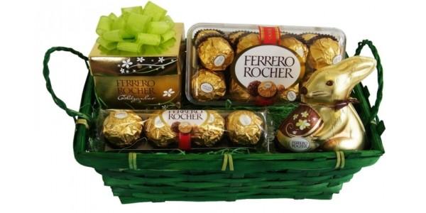 20% Off Ferrero Rocher Easter Hamper Now £19.99 @ Amazon