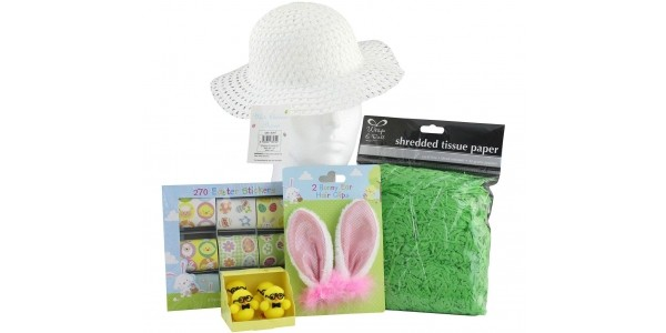 Make Your Own Easter Bonnet Set £7 @ Very