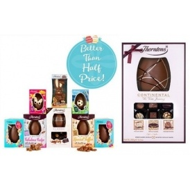 £30 Off Thorntons Family Easter Bundle
