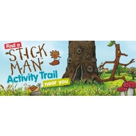 FREE Stick Man Forest Trails