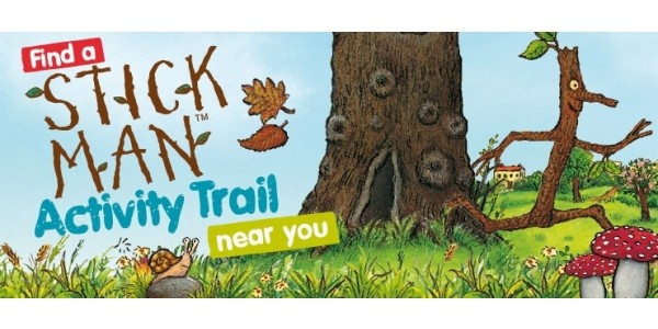 FREE Stick Man Forest Trails (England Only)