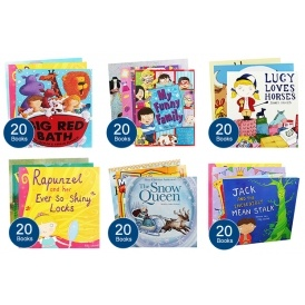 20 Books For £20 With Free Delivery