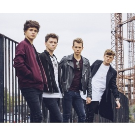 The Vamps Concert Tickets £1