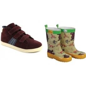 15% Off Selected Children's Footwear