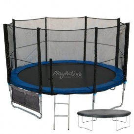 10ft Trampoline With Extras £119.99