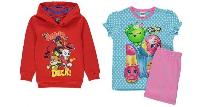 5 children 39 s clothing specials asda george. Black Bedroom Furniture Sets. Home Design Ideas