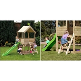 TP Wooden Multiplay Playhouse £199.99