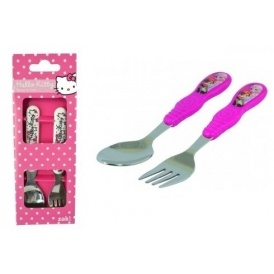 Hello Kitty/Disney Cutlery Set £1.29/£1.99