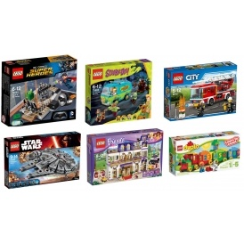 Save £10 WYS £50 On Lego @ Asda