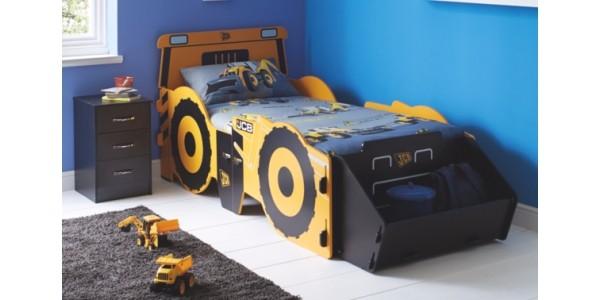 Reduced JCB Kid's Bedroom Furniture @ Asda