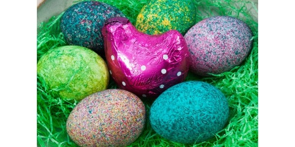 Why One Easter Egg Is Plenty