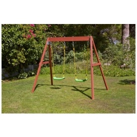 Chad Valley Wooden Double Swing £34.99