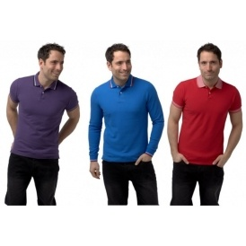 FREE Polo Shirt Just Pay £4.95 Del