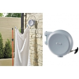 Retractable Clothes Line £4.49 Delivered