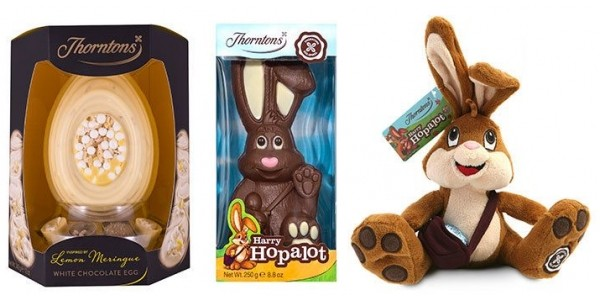 60% Off Easter Sale Now On @ Thorntons- Prices Start From £1