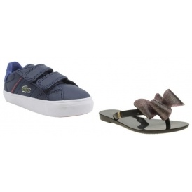 Big Savings On Branded Children's Shoes