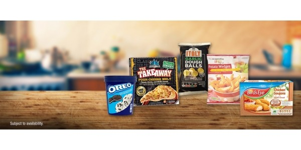 Frozen Food Deal £5 @ Co-op