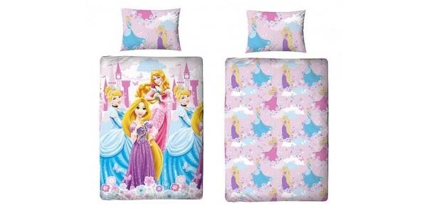 Disney Princess Reversible Single Duvet Set Now £7.50 + Free C&C (Was £20) @ House Of Fraser