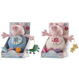 Peppa/George Pig Baby Activity Toy £10