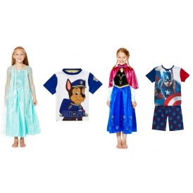 20% Off Character Clothing @ Tesco F&F