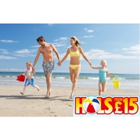 Sun Holiday Codes: £15 Summer Holidays