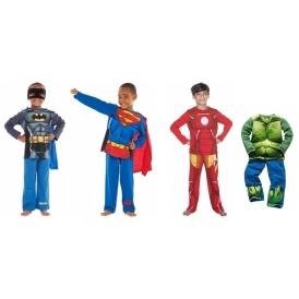 Superhero Pyjamas £5.99 @ Argos
